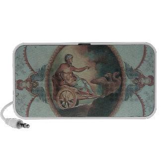 Carro romano altavoz