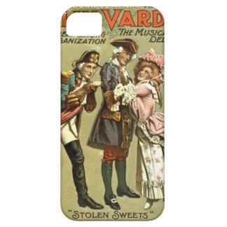 Carro Varden la delicadeza musical 1906 Funda Para iPhone SE/5/5s