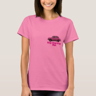 carrobolly, Rosa Rose RozePink T-Shirt