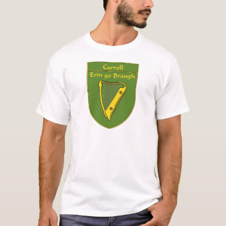Carroll 1798 Flag Shield T-Shirt