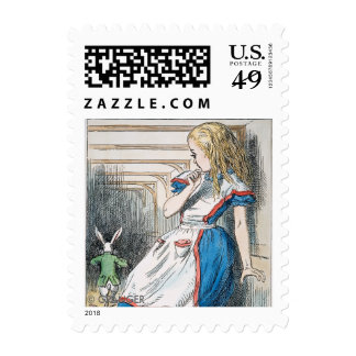 Carroll: Alice, 1865 Postage