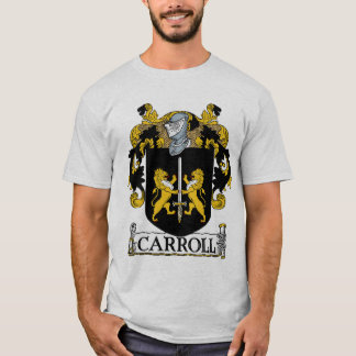 Carroll Clan Coat of Arms T-Shirt