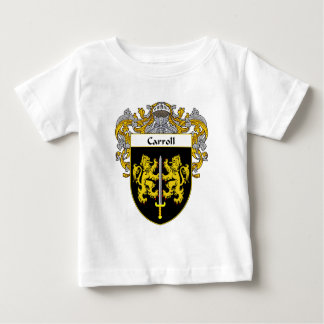Carroll Coat of Arms (Mantled) Baby T-Shirt