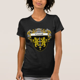 Carroll Coat of Arms (Mantled) T-Shirt