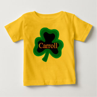 Carroll Family Baby T-Shirt
