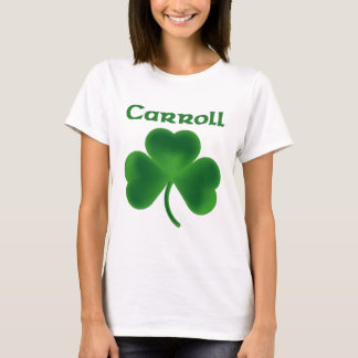 Carroll Shamrock T-Shirt