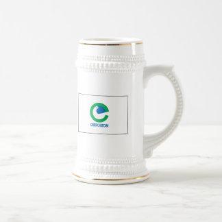 Carrollton Flag Mug