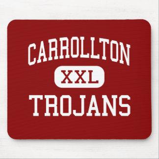 Carrollton - Trojans - High - Carrollton Missouri Mouse Pad