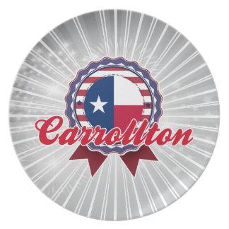 Carrollton, TX Platos De Comidas