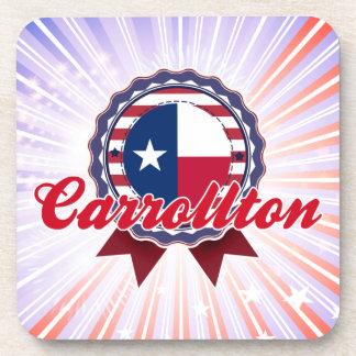 Carrollton, TX Posavasos