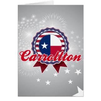 Carrollton, TX Tarjeton
