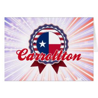 Carrollton, TX Felicitaciones