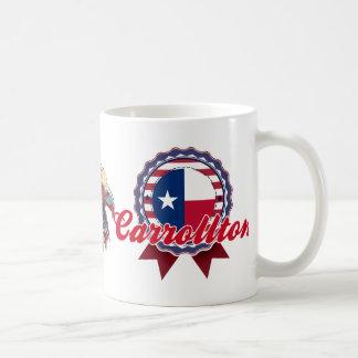 Carrollton, TX Tazas