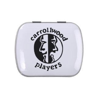 Carrollwood Players Candy Tin