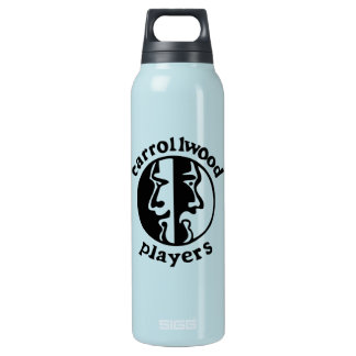 Carrollwood Players Insulated Water Bottle