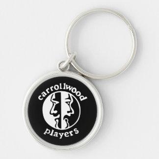 Carrollwood Players Key Chain