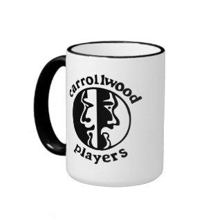 Carrollwood Players Coffee Mug