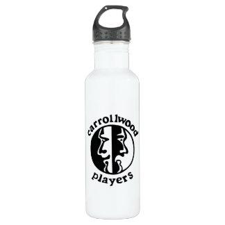 Carrollwood Players 24oz Water Bottle