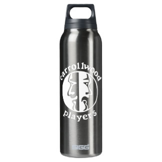 Carrollwood Players 16 Oz Insulated SIGG Thermos Water Bottle