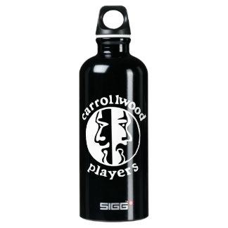 Carrollwood Players Water Bottle