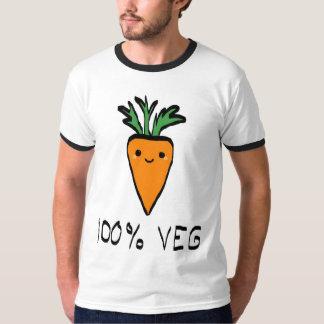 Carrot 100% veg T-Shirt
