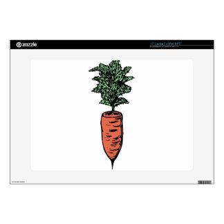 """Carrot 15"""" Laptop Skins"""