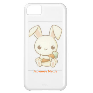 Carrot Bunny Case For iPhone 5C