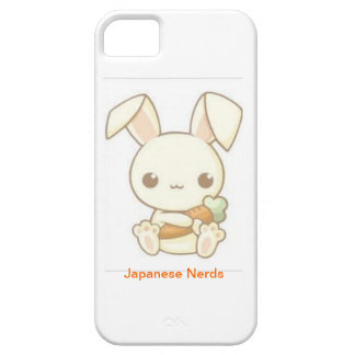 Carrot Bunny iPhone SE/5/5s Case