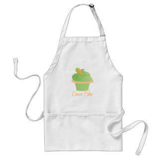 Carrot Cake Adult Apron