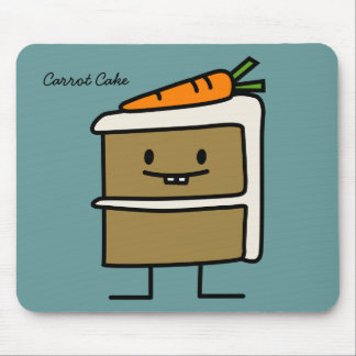 Carrot Cake Mouse Pad