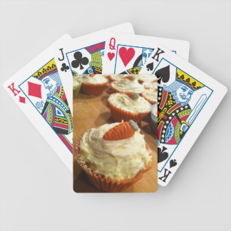 Carrot Cake Playing Cards