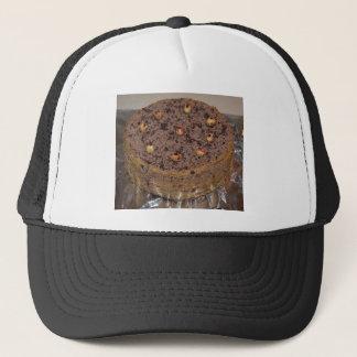 carrot cake trucker hat
