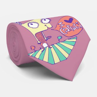 carrot corbata tie