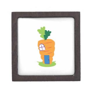 Carrot House Premium Jewelry Box