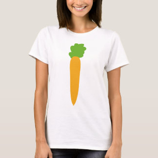 carrot icon T-Shirt