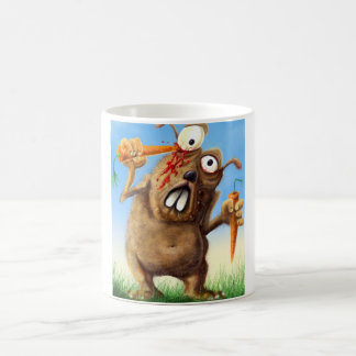carrot issue coffee mug