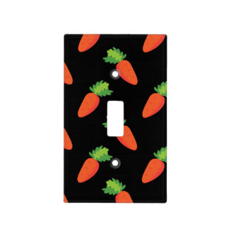 Carrot Juice Light Switch Cover