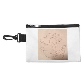 Carrot Love Accessory Bag