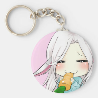 Carrot Love Keychain