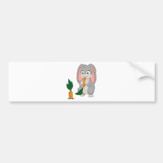 Carrot Lovers Bumper Sticker