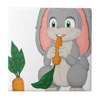 Carrot Lovers Tile