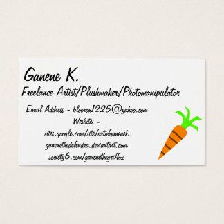 Carrot Online Business Card