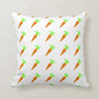 Carrot Patterns Pillow