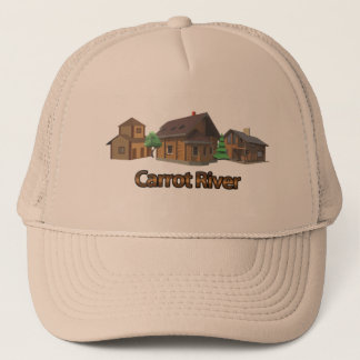 Carrot River SK hat - Friendly neighbourhood