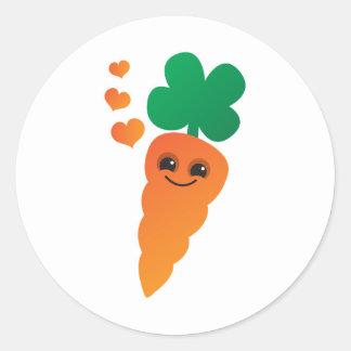 Carrot Sticker