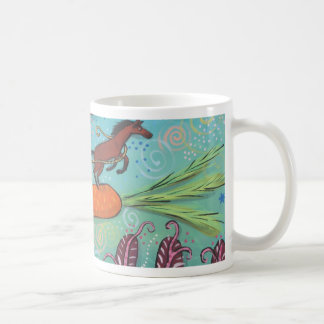 Carrot Surfers of Hope Coffee Mug