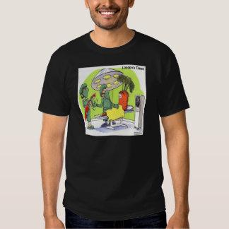 Carrot Surgery Funny Medical Cartoon T-shirt