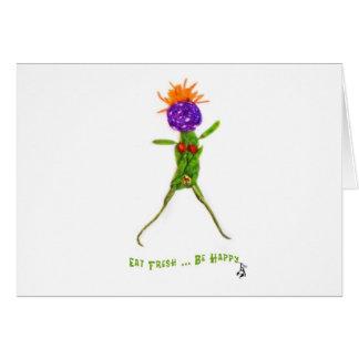 Carrot Top Card