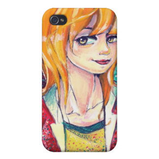 Carrot Top iPhone 4 case iPhone 4/4S Covers