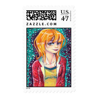 Carrot Top Postage